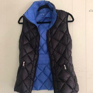 BCBG Black Vest - Size M